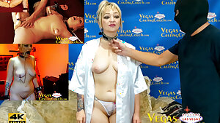 Sandra Does BDSM – Vegas Mayhem EXTREME Bondage