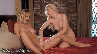 Twistys - Natalia Starr Samantha Rone - When Women Play