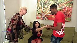 Seka's Daughter-in-law Meets Interracial BBC