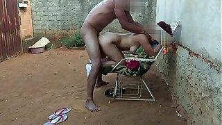 Ksal RaposaSexy: Fui passear mas deixei uma surpresa pra esposa no quintal!!!