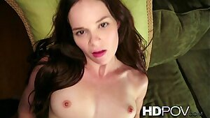HD POV Petite Student likes Banging your Cock