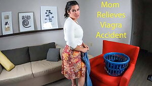 Mommy Relaxes Viagra Accident