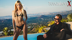 TOUGHLOVEX, Gorgeous Nella Jones gets properly fucked
