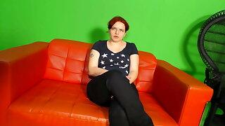 1 x Casting Sofa - Schafft er die dicke Maus ?