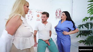 Moist Medical Muffs – Angelina Castro & Karen Fisher Cure Meatpipe