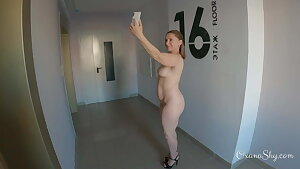 Public dare. Totally nude selfies take cum on my face