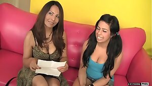 Ava Jay fucks a trick so her mom can get paid! PIMPIN' GOING ON!