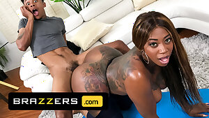 Lil D Pounds Victoria Cakes Until She Squirts - Brazzers