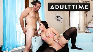 Sheena Ryder SOAKS Handyman with Insane Squirt! - ADULT TIME