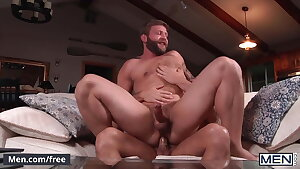 Colby Jansen Dirk Caber Eat And Drill Each Others Butt - Fellows