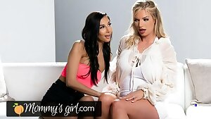 MommysGirl Wild Gianna Dior Is Thirsty For Her Step-MILF
