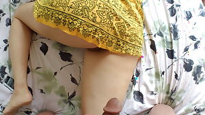 Indian Desi Stepsister Morning Sex with Brother Homemade