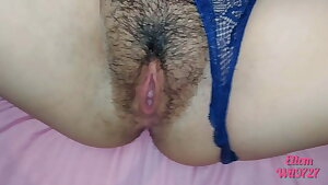 Desi Indian Neighbor's Daughter Lets Me Fuck Her Wooly Pussy