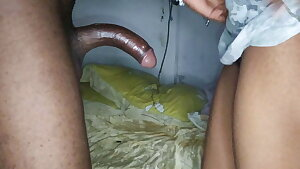 Sexy Fuck, Little Curly Ebony and Big black cock